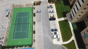 AZURE Update Tennis Court In Aruba